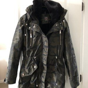 Dex Camouflage 2 in 1 Jacket